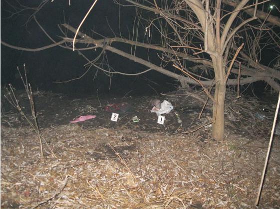 В Сумах обнаружили труп новорожденного ребёнка (ФОТО) (фото) - фото 1