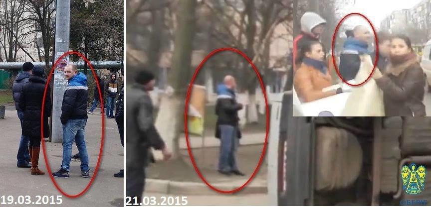 В Одессе сорвали съемки еще одного постановочного сюжета для российских СМИ (ВИДЕО) (фото) - фото 1
