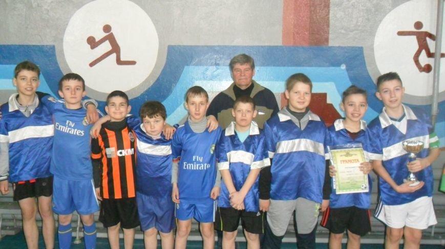В Димитрове подведены итоги первенства по мини-футболу (ФОТО), фото-6