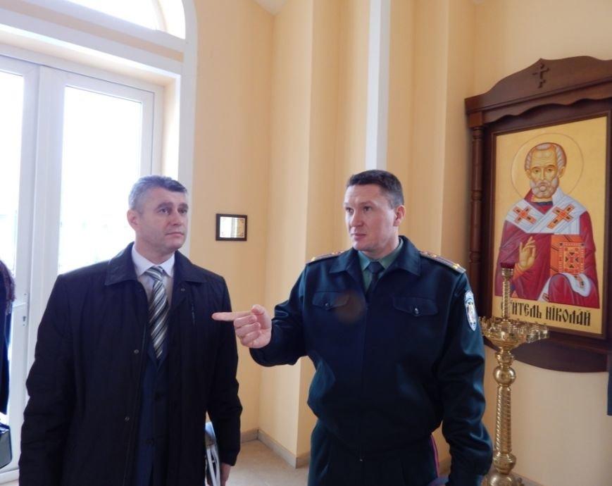 В Кременчугской воспитательной колонии побывала прокурорская комиссия (ФОТО) (фото) - фото 1