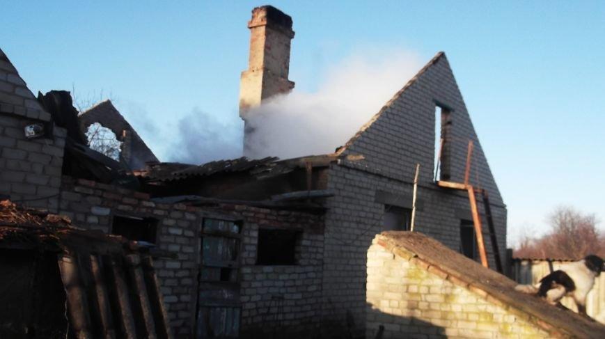 В Запорожской области из-за обогревателя без крыши над головой осталась семья с маленьким ребенком (ФОТО) (фото) - фото 2