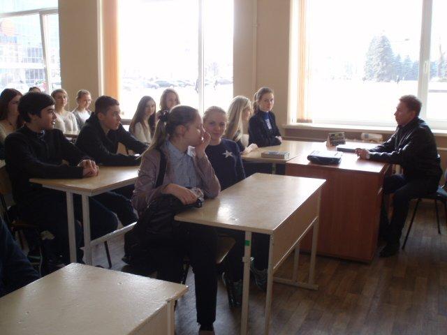 Днепродзержинским школьникам прочитали лекцию о правах детей (фото) - фото 1