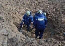 В Мариуполе обезвреживают касетные бомбы (ФОТО+ВИДЕО) (фото) - фото 1