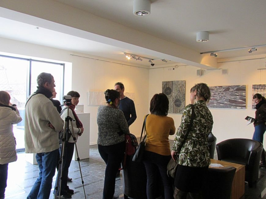 В Ужгороді відбулася відкрита екскурсія до галереї Ілько (ФОТО) (фото) - фото 10