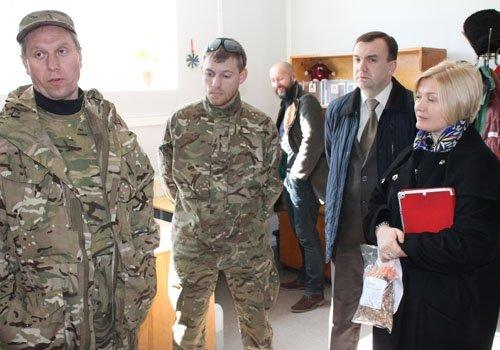 Народний депутат України, уповноважений Президента України Ірина Геращенко відвідала Черкащину, фото-1