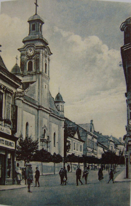 Як виглядала головна вулиця Ужгорода майже сто років тому (ФОТО) (фото) - фото 2