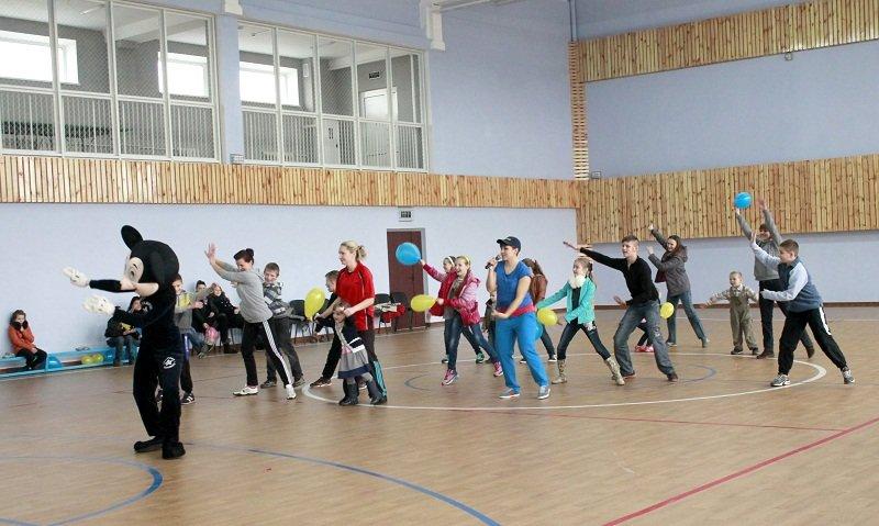В Черкасах провели змагання «Спортивна забавляндія», фото-1