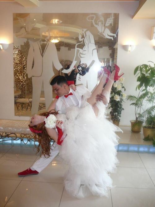 В Ульяновске состоялась свадьба «с изюминкой» (фото) - фото 1