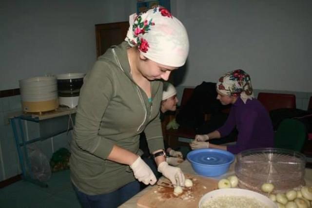 На АТО поїдуть борщі з Гощанщини (фото) - фото 1