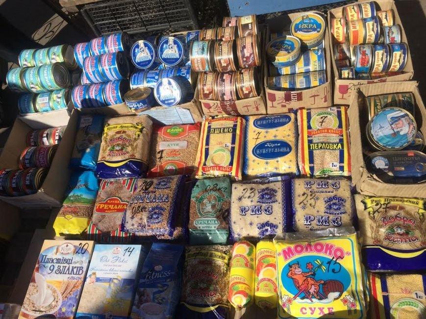 В Мариуполе подешевели  огурцы и селедка, но баклажаны, чеснок и кабачки цены запредельные (Фоторепортаж) (фото) - фото 5