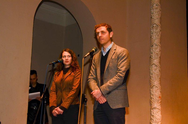 Днепропетровский студент стал лучшим актером Международного театрального фестиваля (фото) - фото 2