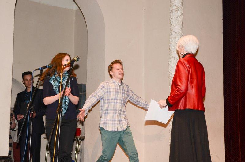 Днепропетровский студент стал лучшим актером Международного театрального фестиваля (фото) - фото 5