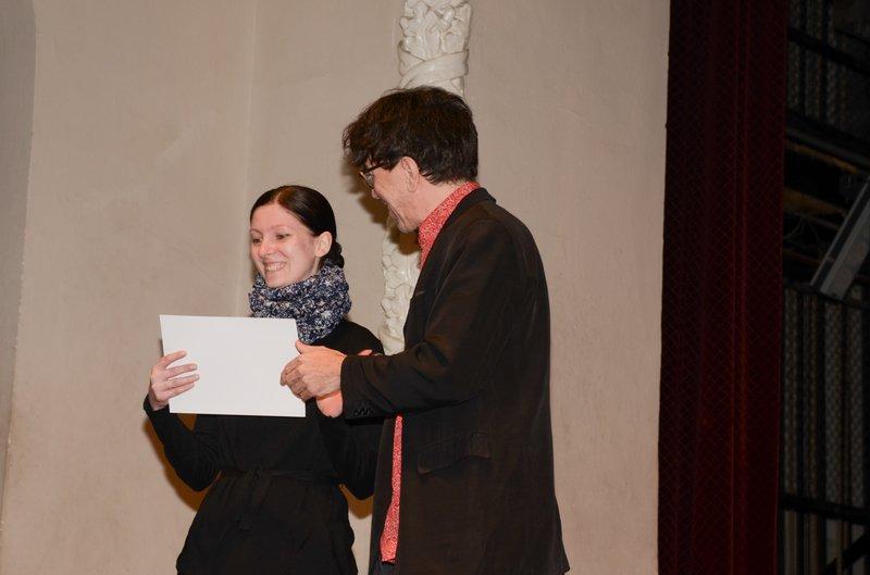 Днепропетровский студент стал лучшим актером Международного театрального фестиваля (фото) - фото 4