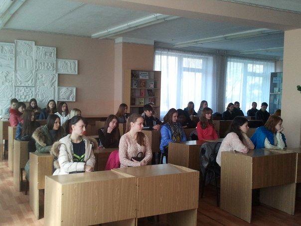 В ЕТЭМ ДонНУ прошло мероприятие в рамках Всемирного дня борьбы с туберкулезом, фото-1