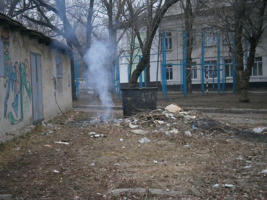 В Красноармейске сжигают листья, несмотря на запреты (фото) - фото 2
