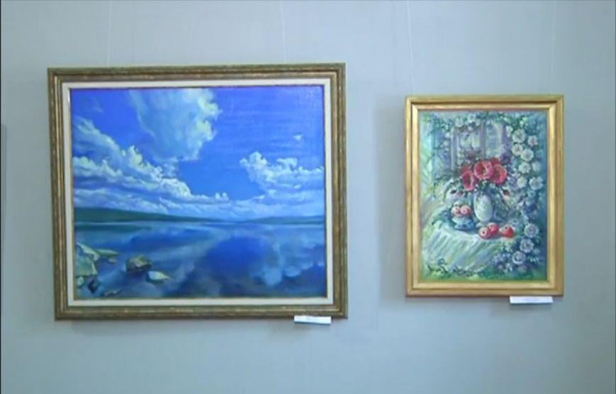 Как выглядит мир, глазами криворожских художниц? (фото) - фото 1