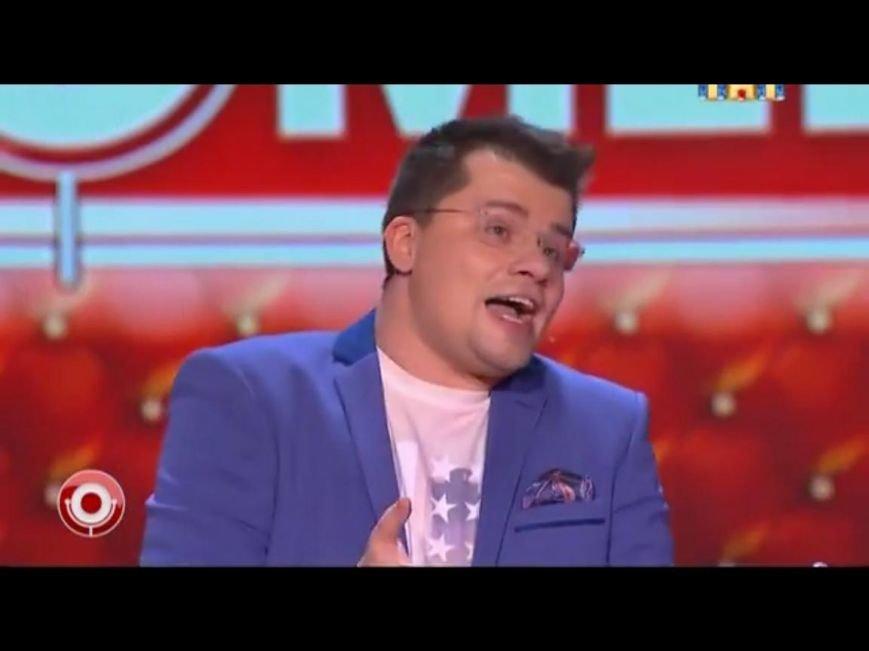 «Все любят Короля» - Comedy Club Ru  высмеял Путина (видео) (фото) - фото 1