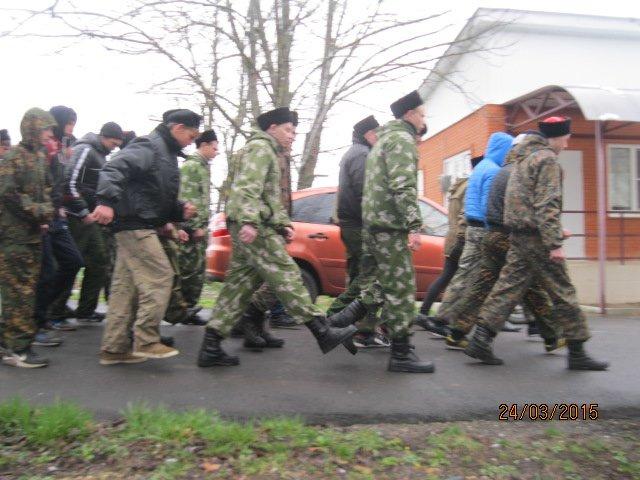 В лагере «Олимпиец» начались военно - полевые сборы казаков, фото-4
