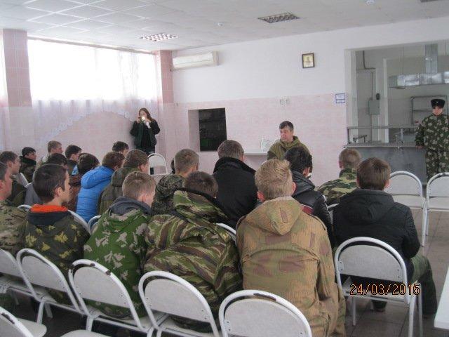 В лагере «Олимпиец» начались военно - полевые сборы казаков, фото-3