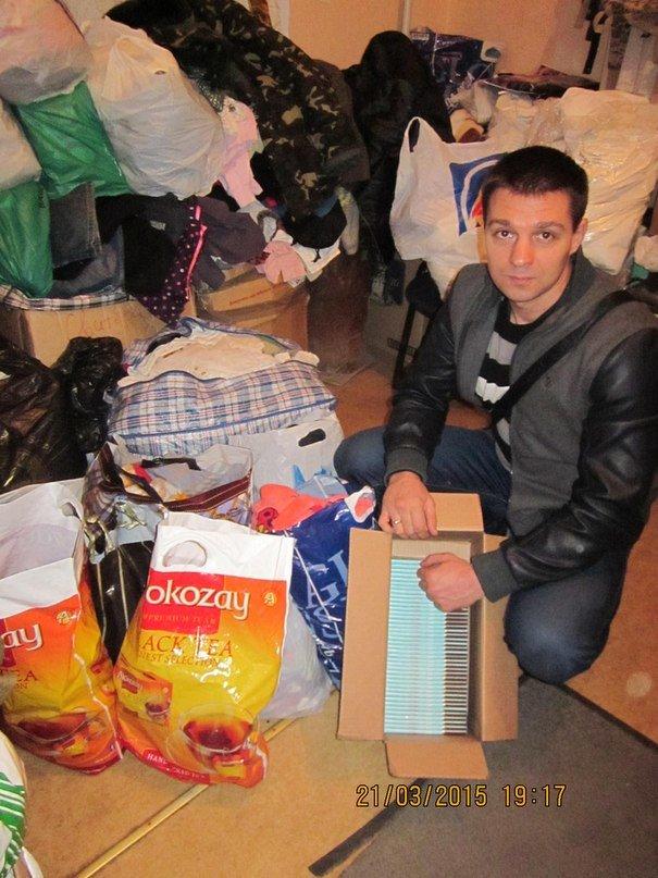 Криворожане откликнулись на призыв волонтеров помочь детям с оккупированных территорий (ФОТО) (фото) - фото 1
