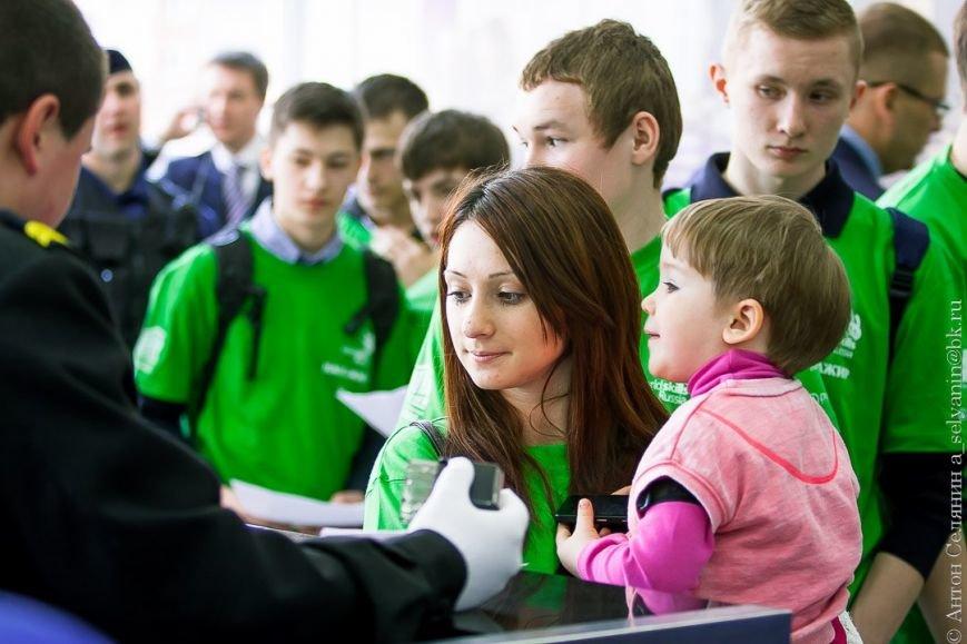 В колледже Московия Домодедово состоялся первый в России конкурс World Skills «Сервис на воздушном транспорте», фото-2