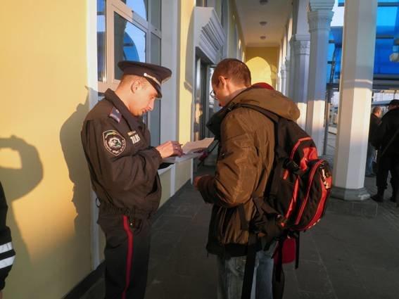Милиция рассказала о работе фильтрационных групп (фото) - фото 2