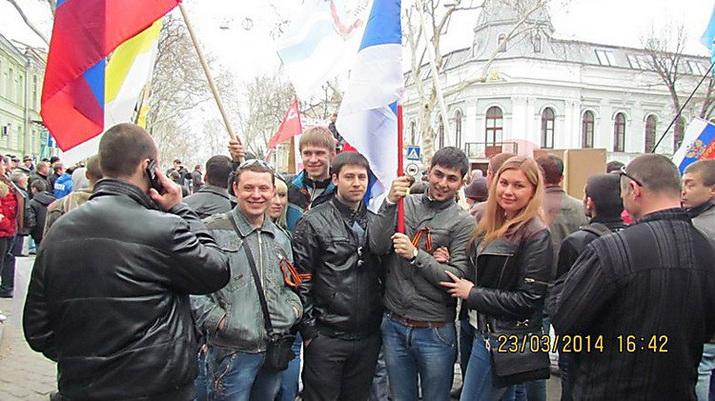 Из МВД уволили сепаратистку, которая участвовала в пророссийских акциях в Одессе (ФОТО) (фото) - фото 2
