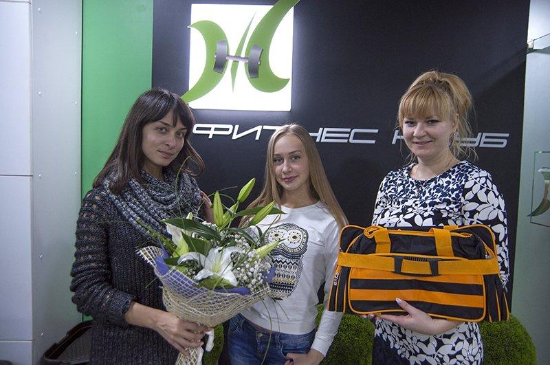 Победительница конкурса «Признайся в любви к спорту через селфи» получила приз от «Нормы жизни» и «Билайна» (фото) - фото 1