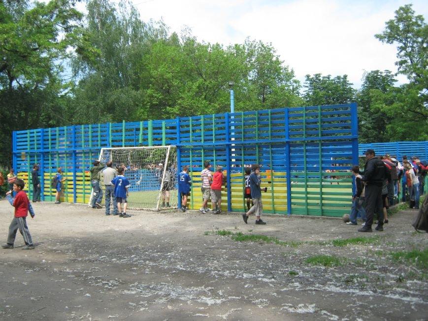 Юные футболисты Димитрова остались без спортивной площадки (ФОТОРЕПОРТАЖ), фото-2