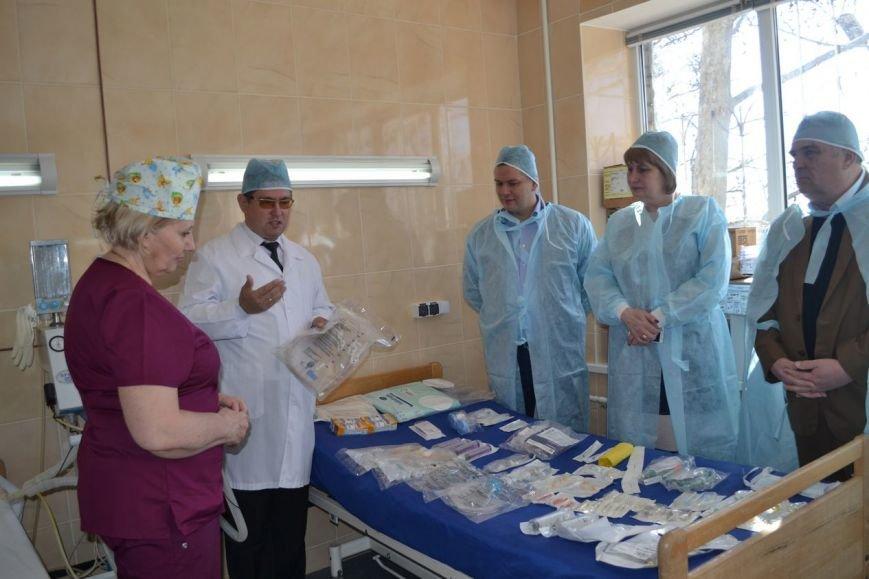 Благотворители снабдили николаевскую БСМП современным оборудованием (ФОТО) (фото) - фото 5