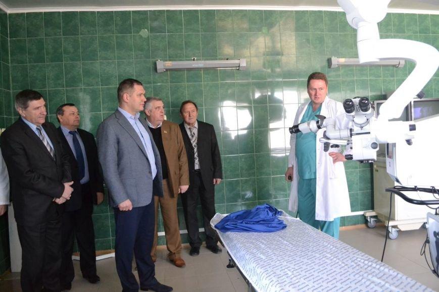 Благотворители снабдили николаевскую БСМП современным оборудованием (ФОТО) (фото) - фото 1