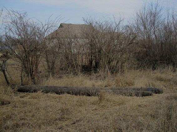 На Полтавщине пытались выкрасть газовую трубу (ФОТО) (фото) - фото 1