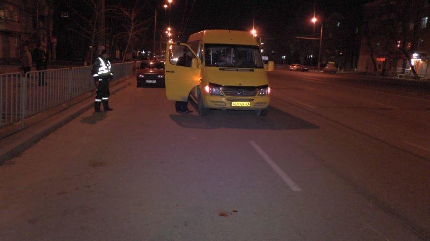 В Днепропетровске произошло ДТП, в котором пострадал пешеход (фото) - фото 2