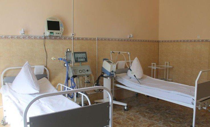 В Івано-Франківську відкрили відділення інтенсивної терапії для хворих з деструктивною формою туберкульозу (ФОТО) (фото) - фото 1