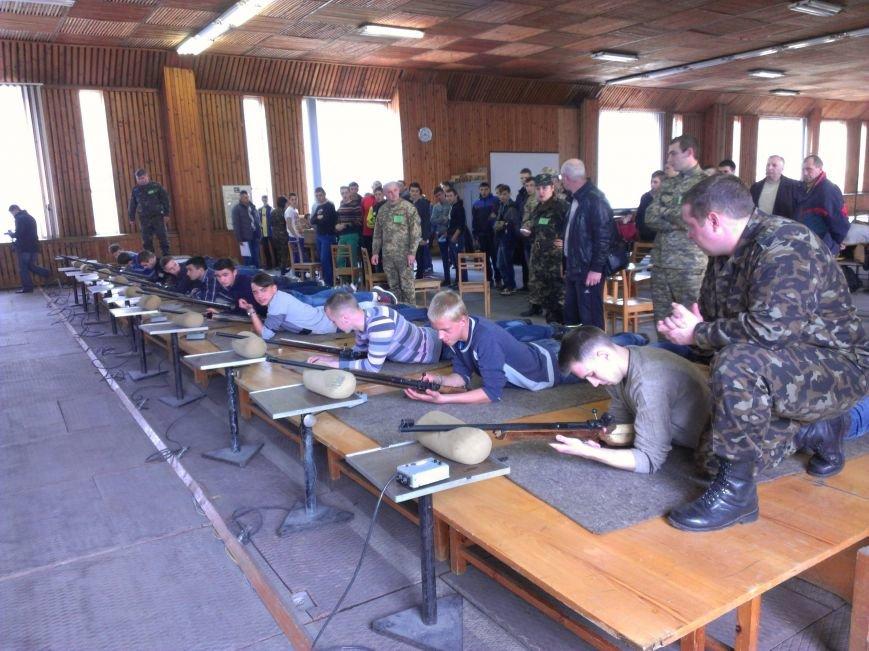 Як львівські школярі готуються до мобілізації - фоторепортаж (фото) - фото 4