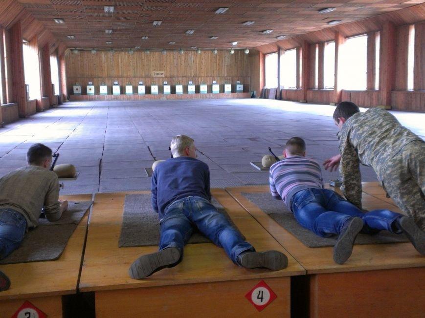 Як львівські школярі готуються до мобілізації - фоторепортаж (фото) - фото 6