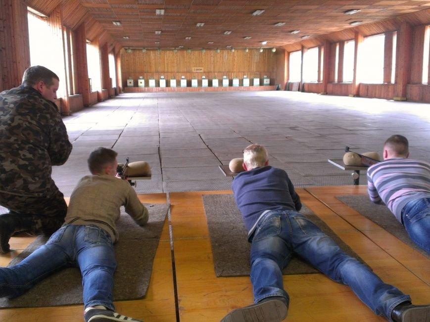 Як львівські школярі готуються до мобілізації - фоторепортаж (фото) - фото 7