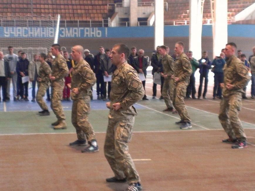 Як львівські школярі готуються до мобілізації - фоторепортаж (фото) - фото 2
