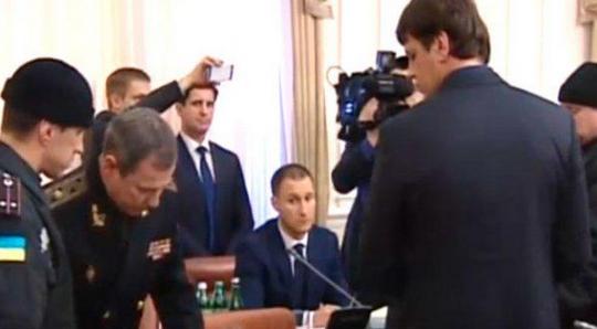 Сергей Бочковский задержан на заседании Кабмина за откаты (ФОТО), фото-1