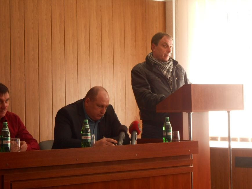 Днепродзержинск посетили представитель команды Коломойского и активисты Днепропетровска (фото) - фото 3