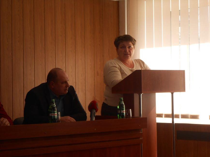 Днепродзержинск посетили представитель команды Коломойского и активисты Днепропетровска (фото) - фото 6