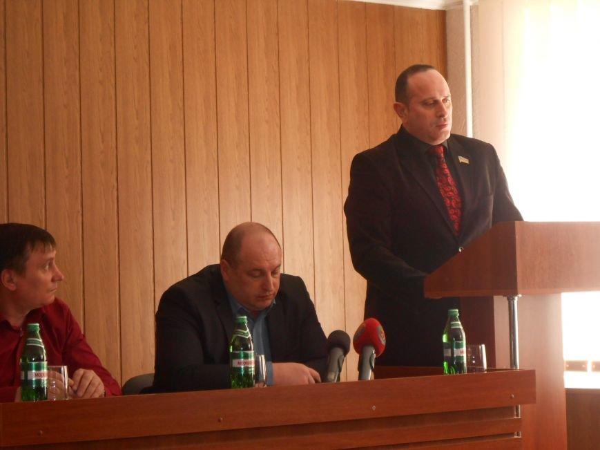 Днепродзержинск посетили представитель команды Коломойского и активисты Днепропетровска (фото) - фото 4