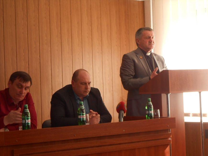 Днепродзержинск посетили представитель команды Коломойского и активисты Днепропетровска (фото) - фото 7