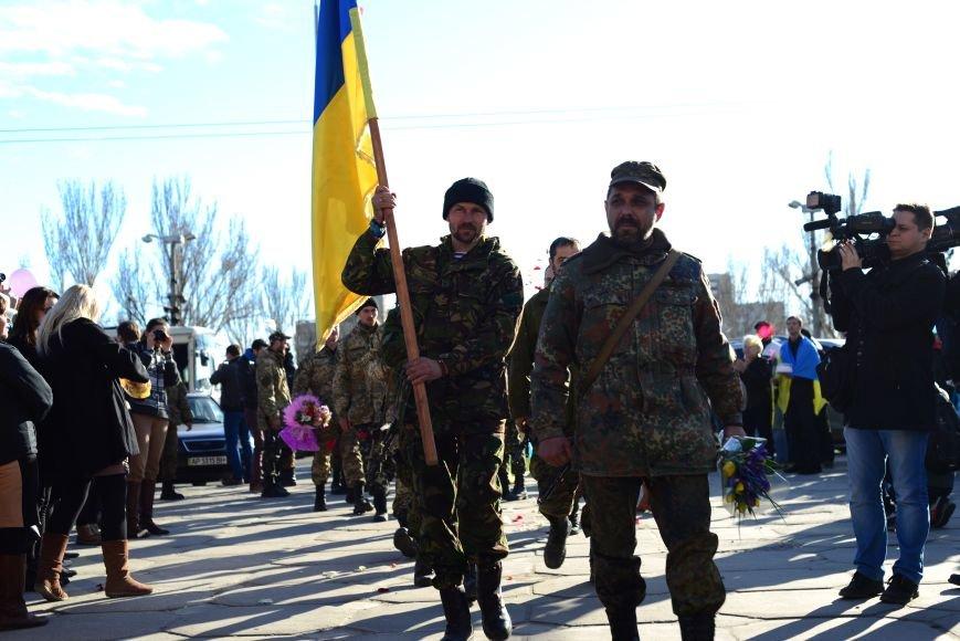 В Запорожье прибыли на демобилизацию бойцы 23-го батальона (ФОТОРЕПОРТАЖ), фото-3