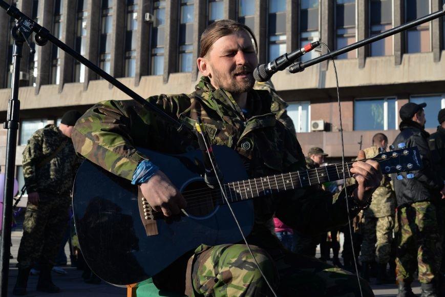 В Запорожье прибыли на демобилизацию бойцы 23-го батальона (ФОТОРЕПОРТАЖ), фото-8