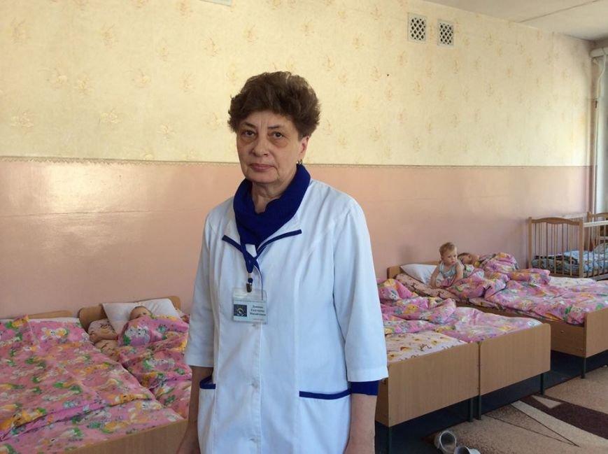 Нардеп Геращенко рассказала о героической женщине из дома малютки (ФОТО) (фото) - фото 1