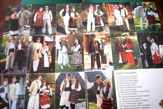 В Ужгороді презентували унікальні листівки зі схемами автентичної вишивки Закарпаття (ФОТО), фото-17