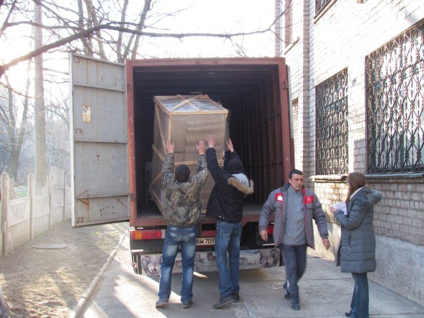 Мариупольский центр психологической помощи детям  получил первую партию мебели (ФОТОФАКТ), фото-1
