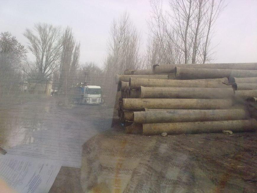 «Кривбасс и трубы»: горожане самостоятельно нашли украденные трубы? (ФОТО) (фото) - фото 1