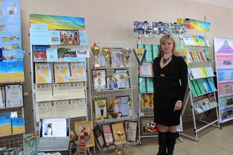 Педагоги Днепропетровщины продемонстрировали свои достижения на областной выставке (фото) - фото 1
